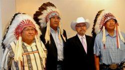 Une Première Nation signe un accord