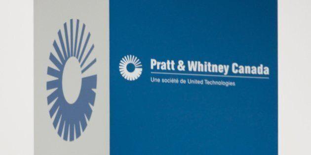 Pratt & Whitney investira 1 milliard $, Ottawa prête 300 millions