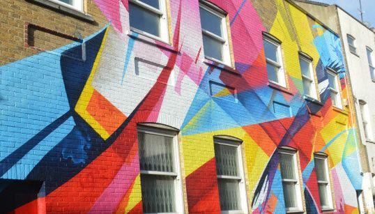 Art de rue: 25 femmes qui repoussent les limites