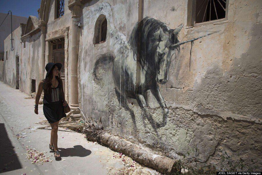 25 femmes qui repoussent les limites de l'art de rue dans le monde