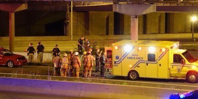 Deux morts dans un accident de moto à