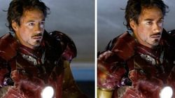 Robert Downey Jr. a un sosie