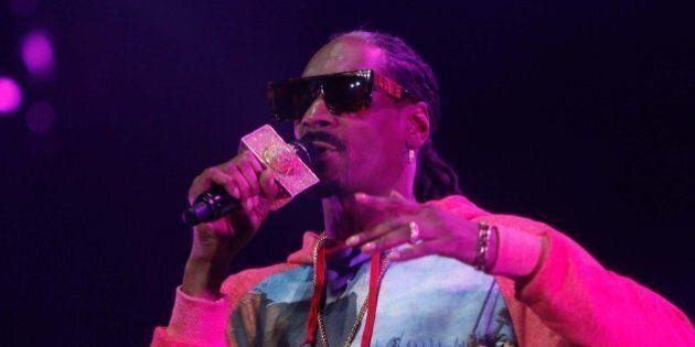 Festival d'été de Québec 2014: Snoop Dogg allume les