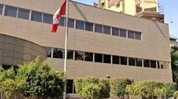 L'ambassade du Canada au Caire est fermée pour des raisons de