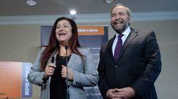 Maria Mourani dépose sa candidature pour devenir députée du