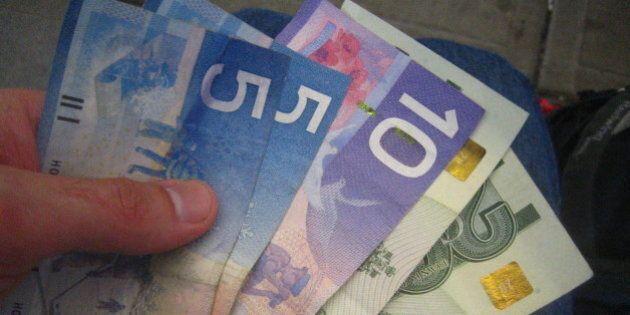 Un itinérant rapporte à la police les 2000 $ qu'il avait trouvés dans la