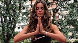 Ces mannequins qui adorent le yoga