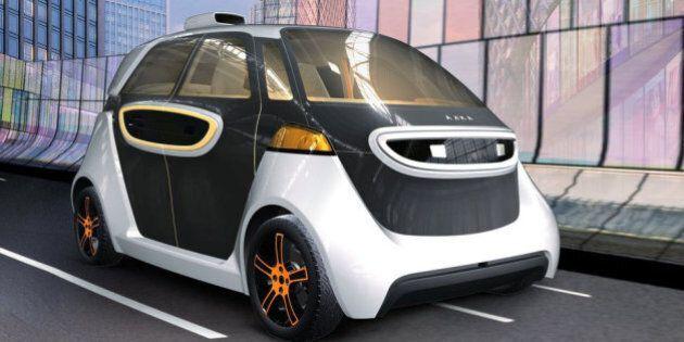 Sept voitures autonomes qui pourraient un jour vous conduire au travail