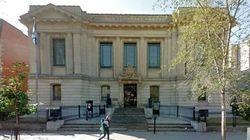 Bibliothèque Saint-Sulpice: un musée d'histoire