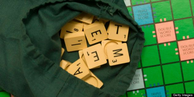 Scrabble. (Photo by Photofusion/Universal Images Group via Getty