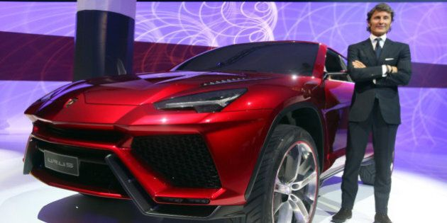 Lamborghini: un VUS à plus de 245