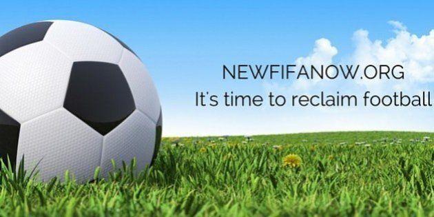 L'initiative «New Fifa Now» pour plus de