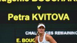 Petra Kvitova défait Eugenie Bouchard et remporte le tournoi de Wimbledon