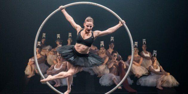 La fougue étincelante des finissants de l'École nationale de cirque de Montréal