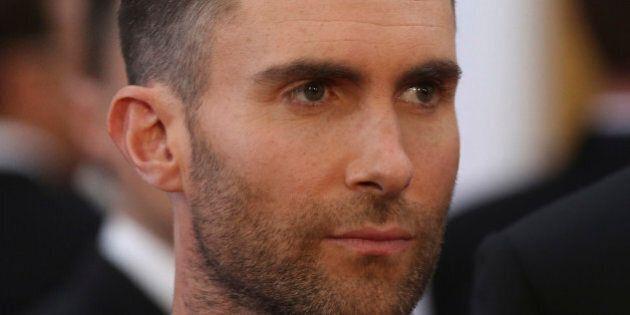 Adam Levine dévoile sa tête rasée sur Instagram