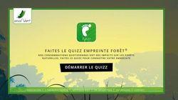 Calculez l'impact de votre consommation sur les forêts avec le quiz Empreinte