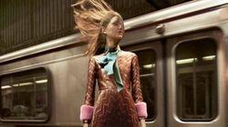 Découvrez la collection automne-hiver 2015 de Gucci