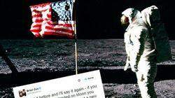 L'Homme est-il vraiment allé sur la Lune? Oui, (ré)affirment Buzz Aldrin et un célèbre physicien