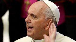 Même le pape François reconnaît que l'homme est responsable des changements
