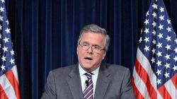 Jeb Bush, candidat sous le fardeau de sa
