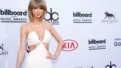 Le tapis rouge des Billboard Music