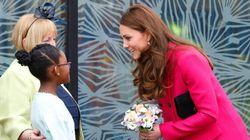 Dernière sortie publique pour Kate avant son