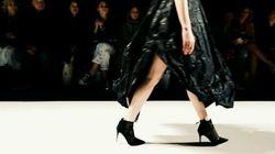 Semaine de la mode de Toronto: la couleur à l'honneur sur les podiums