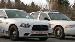 Communications radio cryptées : les policiers de Saguenay déposent une plainte à la CSST