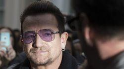Bono à Ottawa pour parler d'aide au développement