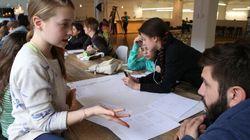Le Défi Technovation: la technologie, entre filles!
