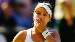 Eugenie Bouchard atteint le 5e rang de la WTA, mais rate son entrée à