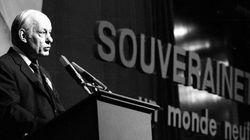 La Plus Haute Autorité: Monsieur Jacques Parizeau
