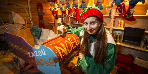 10 choses à savoir sur le Village illuminé de Noël du Village québécois d'antan