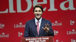 Justin Trudeau en tête dans les intentions de