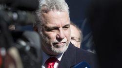 Couillard affirme que TransCanada devrait abandonner son projet de terminal à