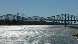Pont de Québec: la Ville veut l'inscrire au patrimoine mondial de