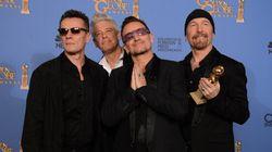 Le classement du «Rolling Stone» qui place U2 en tête fait bien rire les