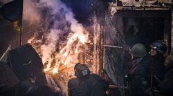 Kiev: L'ambassade du Canada a servi de refuge à des