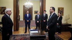 Ο Θανάσης Θεοχαρόπουλος νέος υπουργός
