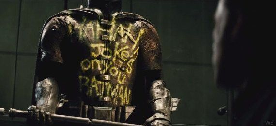«Batman v Superman» s'offre une nouvelle bande-annonce qui va convaincre les plus sceptiques