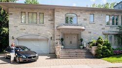 Achetez cette maison de Westmount et obtenez une voiture de 170 000 $ en