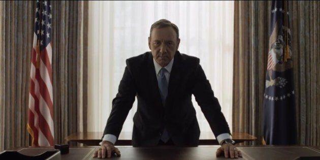 «House Of Cards» saison 3 à l'ONU : la Russie met son veto (ATTENTION
