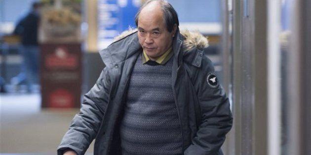 Procès Magnotta: Diran Lin, le père de Lin Jun, dit repartir sans