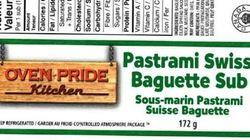 Listeria : rappel de