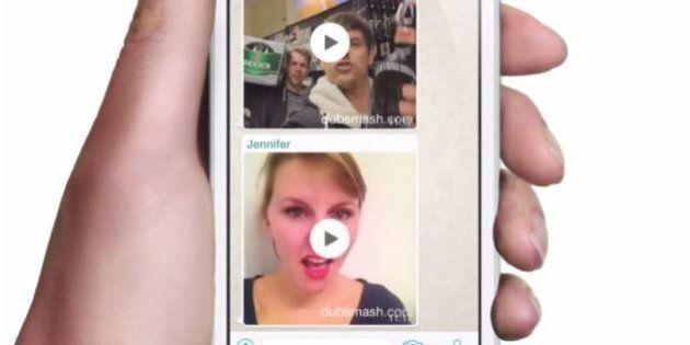 Dubsmash: l'application qui fait fureur en combinant selfie vidéo et citations