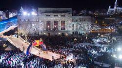 Le Red Bull Crashed Ice reviendra à Québec l'hiver prochain