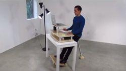 Le siège du futur pour ne plus avoir mal au dos au bureau