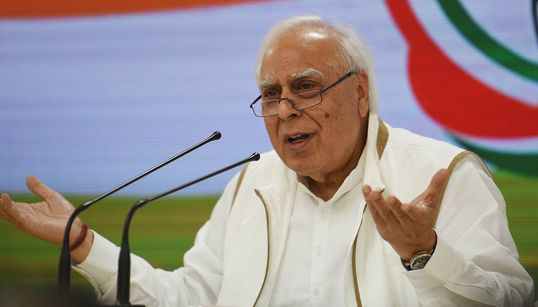 Kapil Sibal Interview: Crisis Of Faith In The Election Commission Like Never