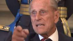 Le mari d'Elizabeth II veut qu'on «cette putain de