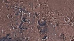 Partez à la découverte de Mars, façon Google